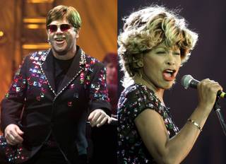 Elton John & Tina Turner's concert grossed $3,054,000 on Dec. 30, 1999, making it the highest-grossing single concert for the Thomas & Mack.