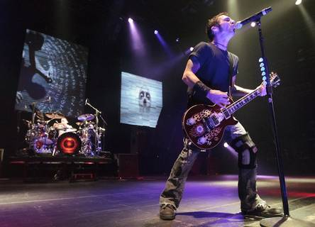 Godsmack at The Joint in the Hard Rock Hotel
