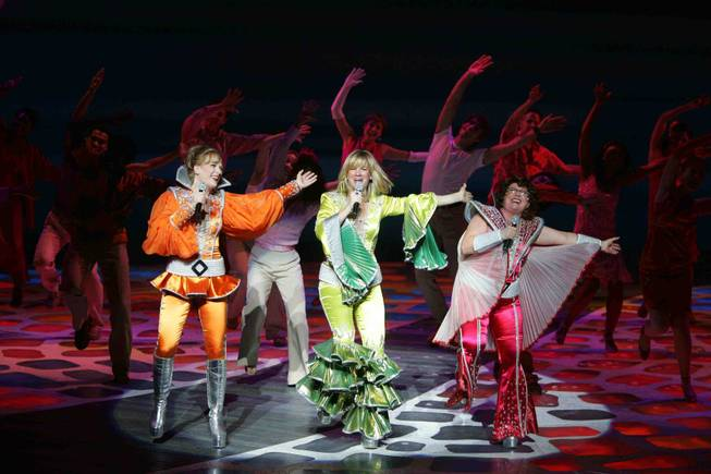 """Mamma Mia"" is part of the Broadway Season 2 lineup at The Smith Center for the Performing Arts in Downtown Las Vegas."