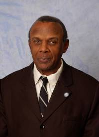 Assemblyman Harvey J. Munford of the 77th (2013) Nevada Assembly District.