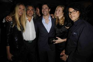 Kelly Lynch, Mitch Glazer, Jon Hamm, Jennifer Westfeldt and Kerry Simon.