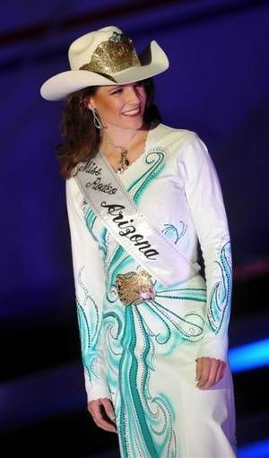 Miss Rodeo America Fashion Show @The Orleans