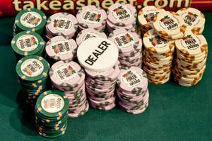 2011 WSOP November Nine at the Rio