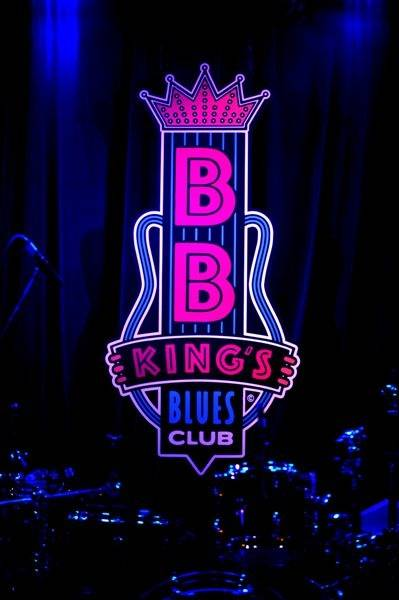 B.B. King's Blues Club in The Mirage on March 13, 2010.