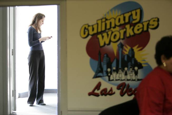 Culinary Union's Pilar Weiss