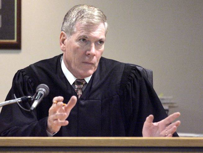 District Judge Donald Mosley