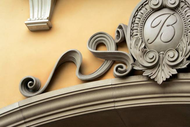 Some architectural elements of Bellagio are made from construction foam. Bellagio has never caught fire.