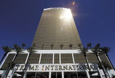 Las Vegas' $1.3 billion Trump International Hotel opened in March 2008 and got off to a rocky start. The high-end condos failed to sell. Owner Donald Trump had to shift strategy. The Great Recession dashed his hope for a second tower, and hundreds of investors sued him. Five years later, things have improved at the gold-plated tower. The investor lawsuits were dismissed, the condos once again are selling, and the hotel rooms are full.