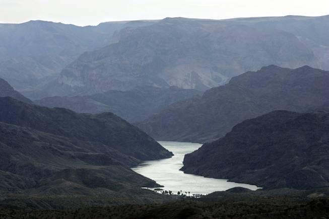Nevada has gotten its water from the Colorado River, above, since an agreement among seven states was ratified in 1928. As growth continued to swell the population, Las Vegas began eyeing the water under the Great Basin Desert.