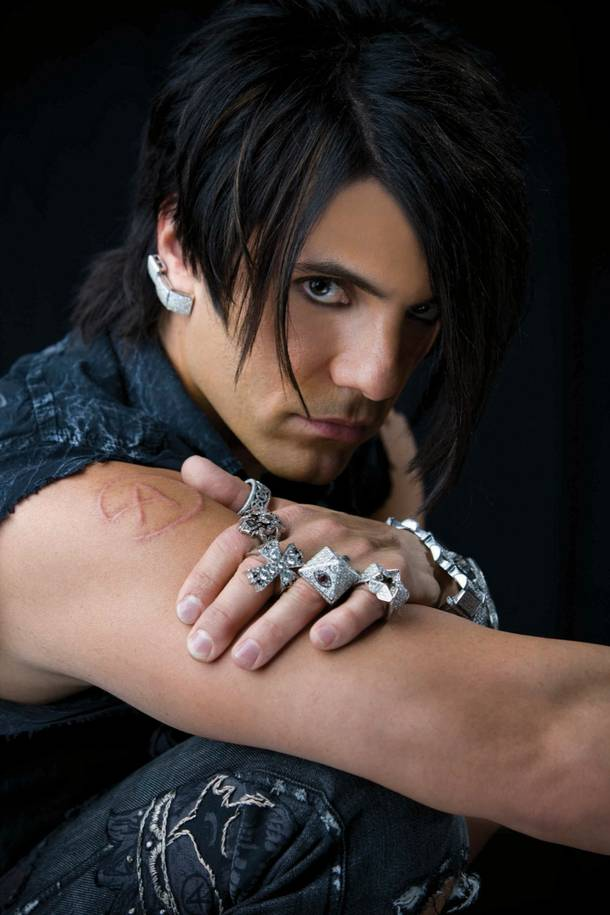 Criss Angel.