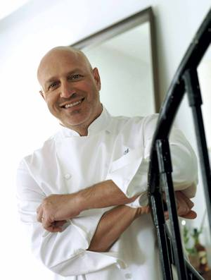 Tom Colicchio will add a new meat-centric restaurant at the Mirage to his Las Vegas stable next year. He already has Craftsteak and Wichcraft at MGM Grand. (Photo: Bill Bettencourt)