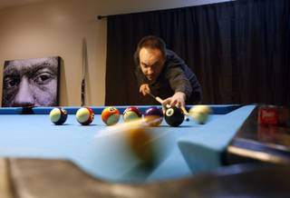 Max Eberle is a billiards pro who has played in tournaments throughout the world and now makes Las Vegas his home. Eberle is a third-generation expert pool player and makes most of his money via tournaments, private lessons and instructional videos.
