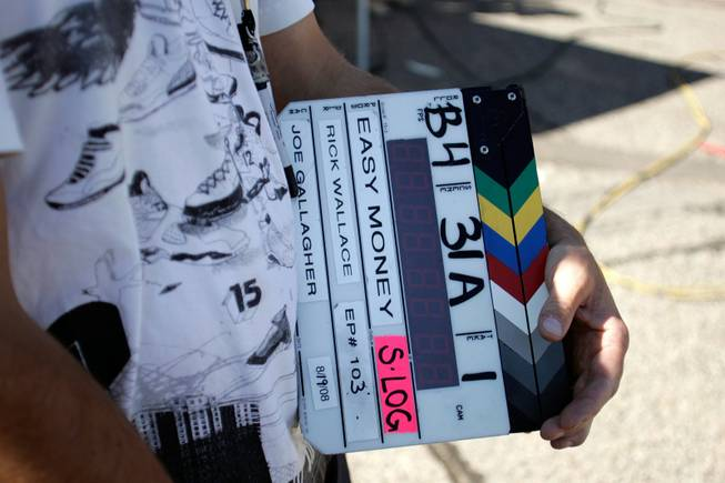 "Filming of the dramatic TV comedy ""Easy Money"" is taking place in Albuquerque. One reason TV and film production has been a big boost to New Mexico's economy in recent years: It was among the first to offer incentives."