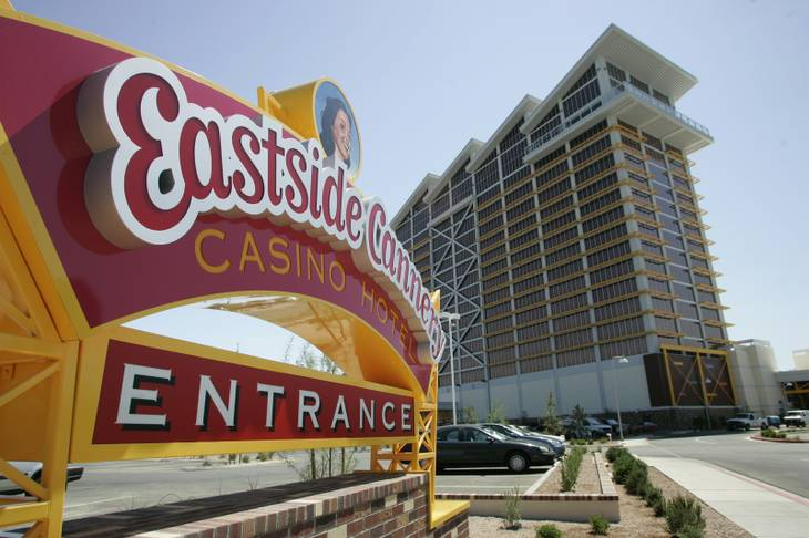 The Eastside Cannery, built as a slightly higher-end property than its sister casino in North Las Vegas, occupies a part of the suburban valley that is already home to a host of casinos. It's within three miles of Boulder Station, Arizona Charlie's and Sam's Town, but it's expected to benefit from being the new kid on the Boulder Strip.