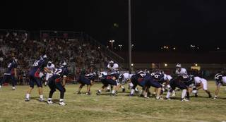 Coronado got a win over Shadow Ridge at home on Friday. The final score was 30-14.