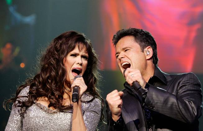 "Among the many duets the siblings do in their show is the classic ""A Little Bit Country, a Little Bit Rock and Roll."""