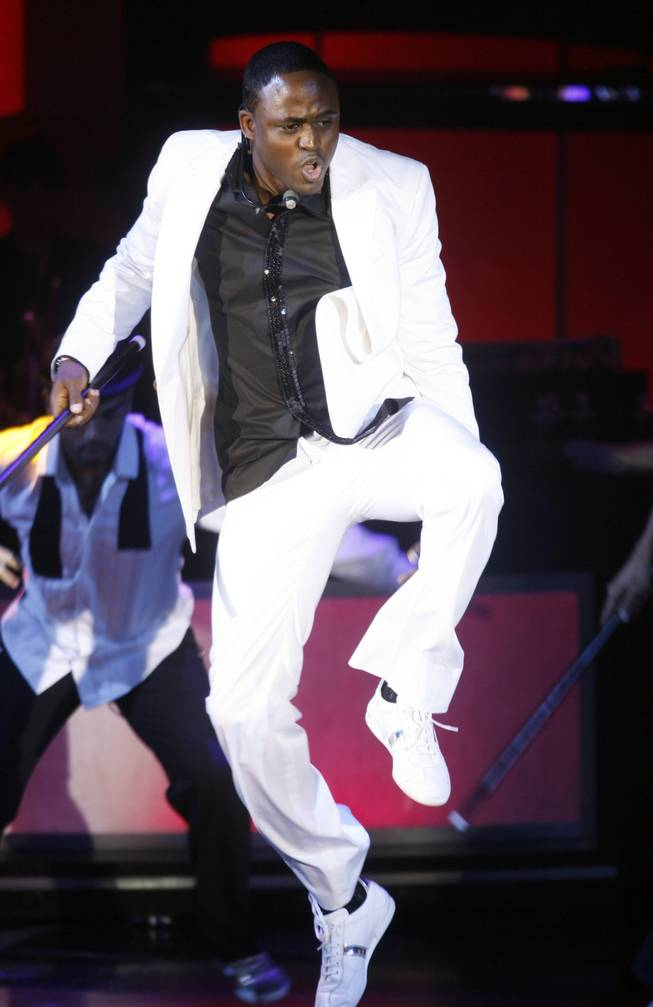 "Wayne Brady kicks up his heels as he enters his second year as a Vegas headliner at the Venetian and finishes a countrywide tour promoting his new CD, ""A Long Time Coming."""