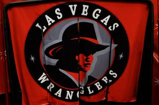 The Las Vegas Wranglers were last year's National Conference Champions.