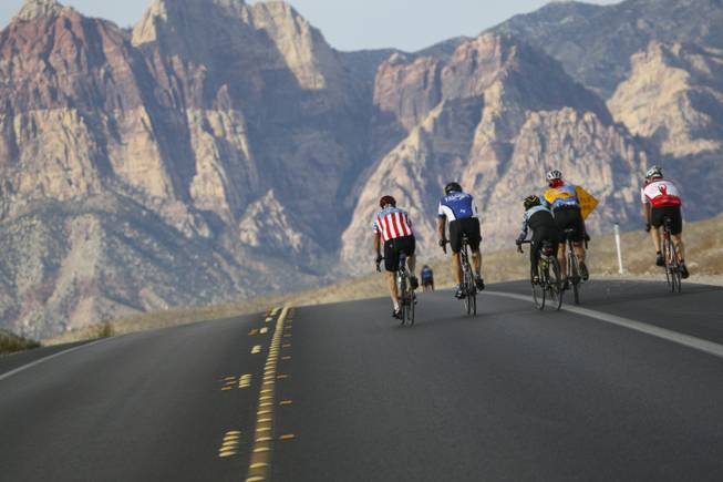 Summerlin, Red Rock Canyon have become popular destinations