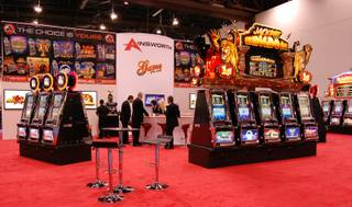 The 8th annual Global Gaming Expo kicked off Tuesday morning. The show floor at G2E features more than 750 exhibitors with the latest in slots, table games, food and beverage and other gaming technology. More than 30,000 gaming professionals are expected to attend.
