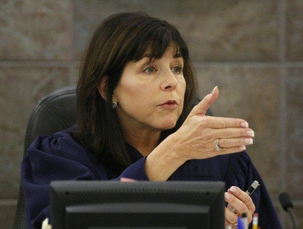 Las Vegas Judge Jackie Glass Taking Over For Nancy Grace