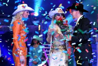 Miss Rodeo California, Maegan Ridley, was crowned Miss Rodeo America 2009 on Dec. 6.