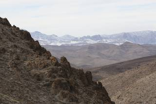 Not far from the Sloan Canyon National Conservation Area, two mining companies are seeking approval from the Bureau of Land Management to start a 640-acre rock-excavation operation, agitating Henderson residents concerned about dust and noise.