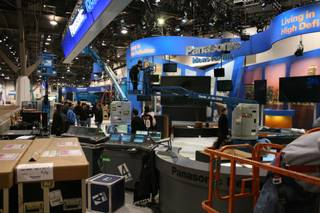 The annual International Consumer Electronics Show (CES) will be held at the Las Vegas Convention Center on Jan. 8 through 11.