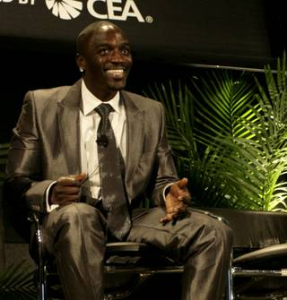 Akon talks with Bill Werde, editorial director for Billboard magazine, about music in the digital age.