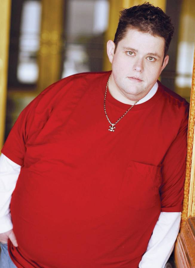 "Ralphie May, who was runner-up on the first season of ""Last Comic Standing,"" will bring his stand-up comedy act to the South Point Showroom Jan. 9 and 10 at 7:30 p.m."