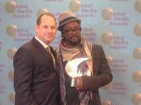 Will.i.am with Steven Koskie of Dipdive.