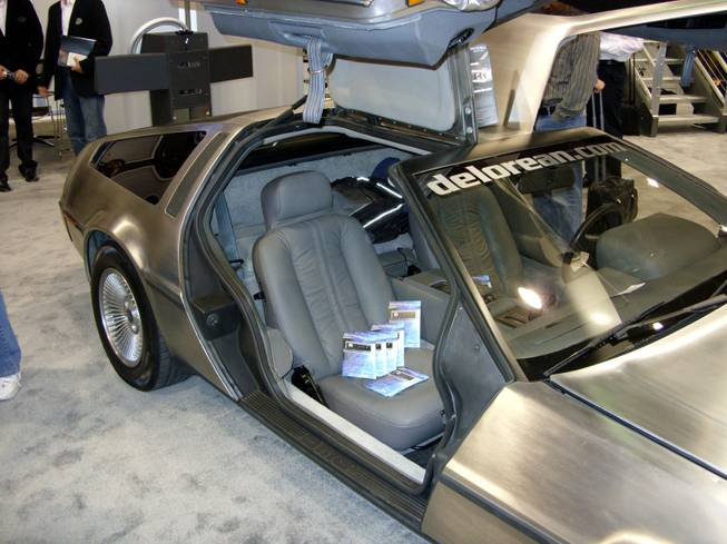 You can see where you can go to order your own Delorean... www.delorean.com of course!