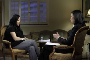 "Never say never, right? Nearly two years after Nadya ""Octomom"" Suleman vehemently rejected offers to do porn, she'll be walking the red carpet as a nominee at January's 2013 AVN Awards here in Las Vegas."
