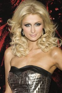 Paris Hilton in November 2008.