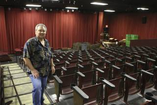 As the new owner of Hacienda Cinemas near Boulder City, Rob Fox, of Milestone Entertainment LLC, is renovating both theaters and says renovations are on schedule to open the 88-seat theater April 3.  Movie tickets will sell for $3 and the theater will feature newly released films soon after the box-office break dates.