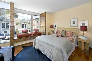 Leland Wong, a San Francisco businessman, says he's looking to retire with his wife to a warmer climate -- hopefully Las Vegas -- if the right deal pops up. He's offering to swap his $1.23 million condo in the lower Pacific Heights for property here.