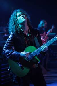 Dave Keuning, basking in the moment.