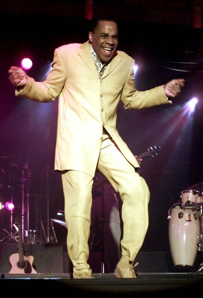 Earl Turner, shown during his days at The Rio's RioBamba Cabaret.
