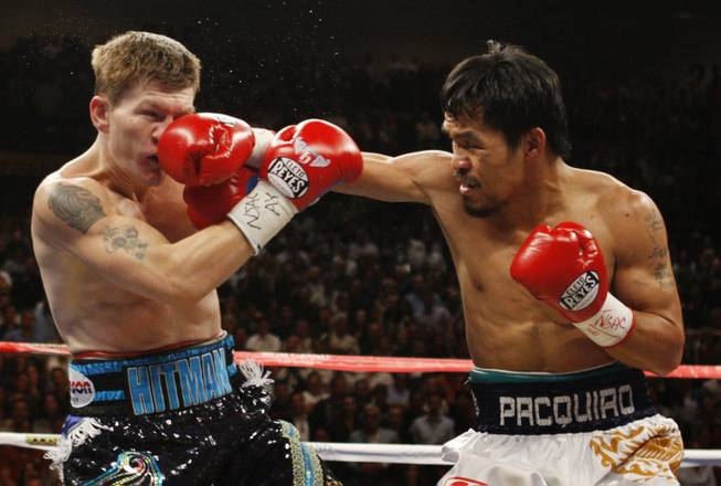 Pacquiao-Hatton