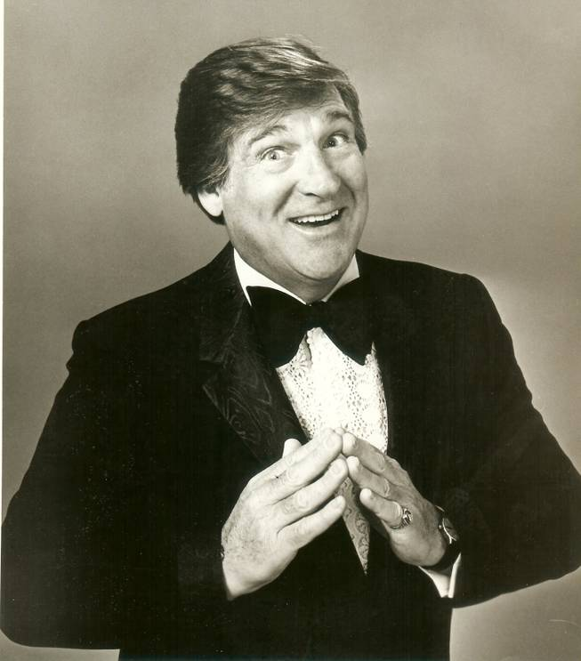Shecky Greene, Mr. Lounge in the 1970s.