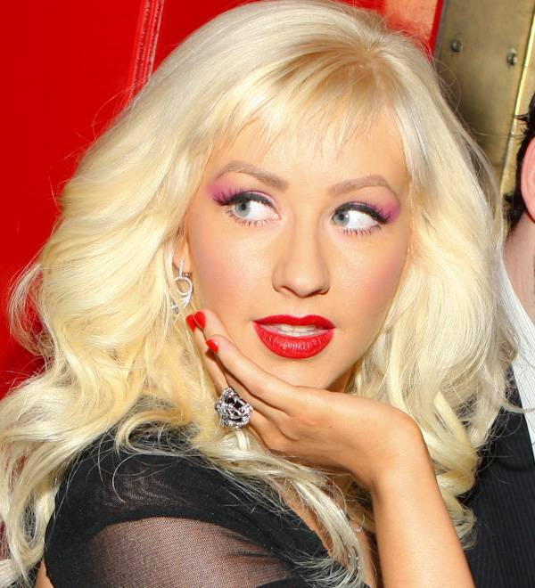 Christina Aguilera hosted a party Friday, May 29,  at Tao at the Venetian in Las Vegas.