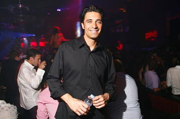 Actor and <em>Dancing With the Stars</em> finalist Gilles Marini at Prive in Planet Hollywood.