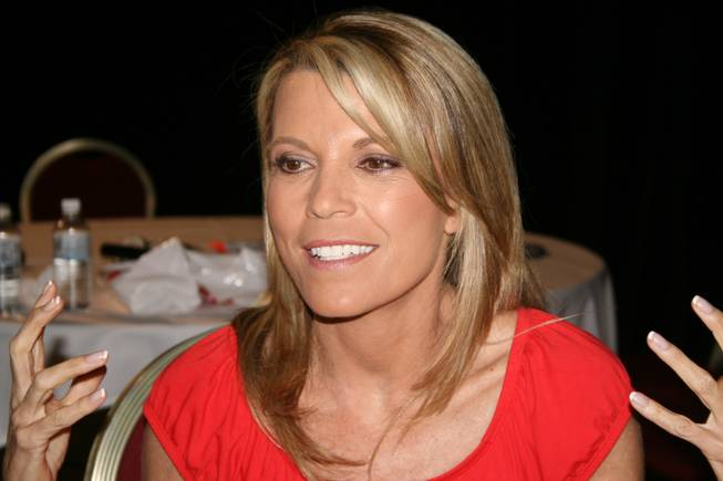 <em>Wheel of Fortune</em> star Vanna White describes the '80s dresses with big puffy sleeves which she didn't care for.