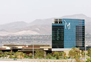 Despite a weak local economy, the M Resort, pictured last week, opened in March to big fanfare and big crowds, some attracted by generous casino promotions. Since then, the property at St. Rose Parkway and Las Vegas Boulevard has tinkered with offers and games, scaling back on some of its higher-paying machines.