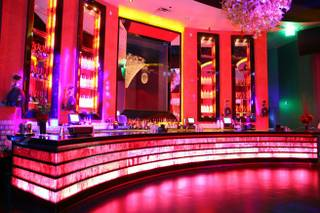 The Prive nightclub at Planet Hollywood.