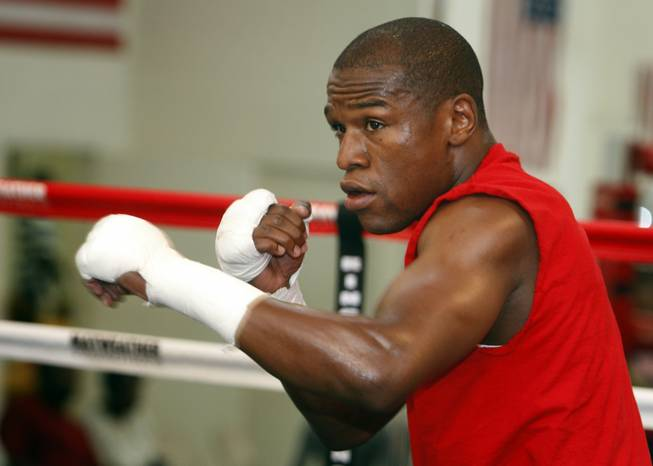 Floyd Mayweather Jr. will fight Juan Manuel Marquez Sept. 19 at the MGM Grand.