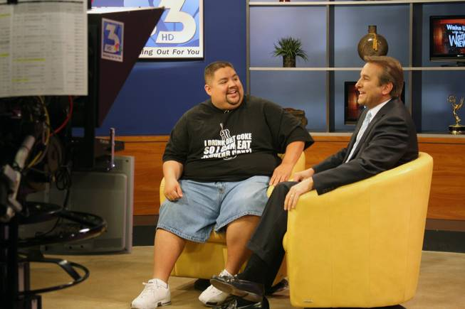 Just after 6 a.m., Dana Wagner interviews comedian Gabriel Iglesias who will bring his 2Hot 2 Fluffy tour to the Pearl at the Palms on July 25.