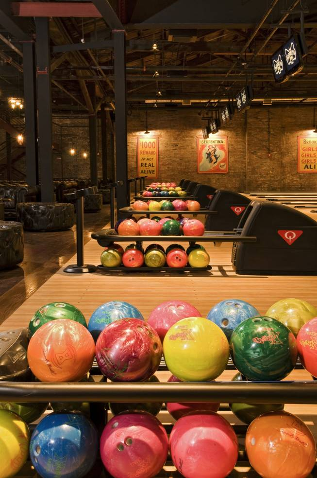 A look at Brooklyn Bowl.