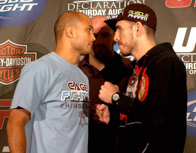UFC 101 Press Conference