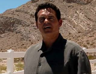 A screenshot from a video posted on Danny Tarkanian's campaign Web site.